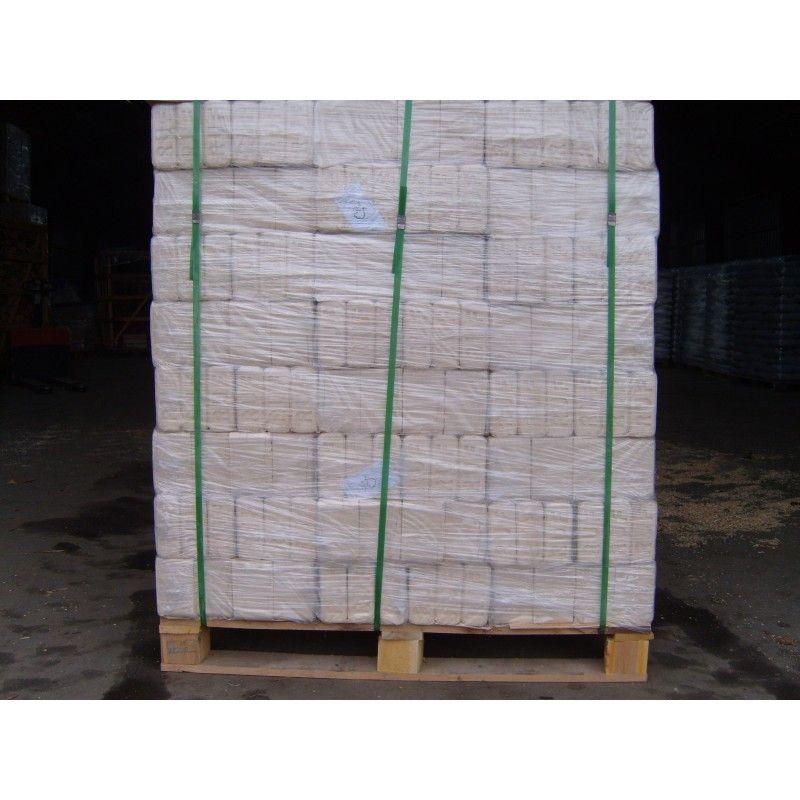 Birkebriketter - 960 kg per palle
